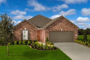 Plan 1675 Modeled - Bryan Crossing: Rosenberg, Texas - KB Home