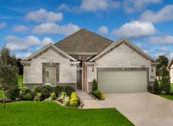 Plan 2130 Modeled - Bryan Crossing: Rosenberg, Texas - KB Home