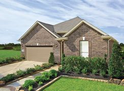 Plan 2130 Modeled - Katy Manor Preserve: Katy, Texas - KB Home