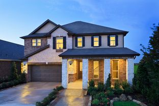 Plan 2478 Modeled - Katy Manor Preserve: Katy, Texas - KB Home