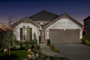 Plan 1944 Modeled - The Meadows at Westfield Village: Katy, Texas - KB Home