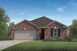 Plan 1785 - Bryan Crossing: Rosenberg, Texas - KB Home