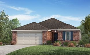 Avellino by KB Home in Houston Texas