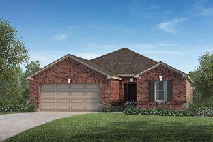 Plan 1836 - Katy Manor Preserve: Katy, Texas - KB Home