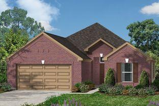 Plan 1836 - Lakewood Pines Preserve: Houston, Texas - KB Home
