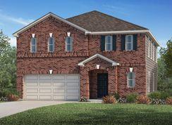 Plan 2004 - Sunset Grove: La Marque, Texas - KB Home