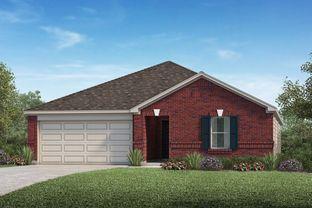 Plan 2314 - Sunset Grove: La Marque, Texas - KB Home