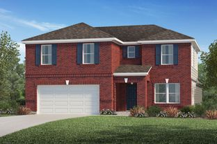 Plan 2715 - Sunset Grove: La Marque, Texas - KB Home