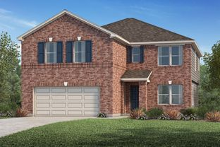 Plan 2936 - Sunset Grove: La Marque, Texas - KB Home