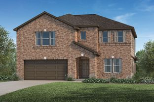 Plan 3028 - Katy Manor Preserve: Katy, Texas - KB Home