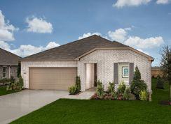 Plan 2130 Modeled - Sunset Grove: La Marque, Texas - KB Home