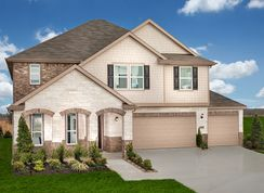 Plan 2478 Modeled - Sunset Grove: La Marque, Texas - KB Home