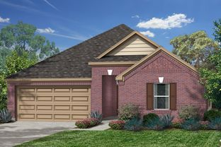 Plan 2314 - Lakewood Pines Preserve: Houston, Texas - KB Home