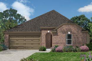 Plan 2398 - Lakewood Pines Preserve: Houston, Texas - KB Home