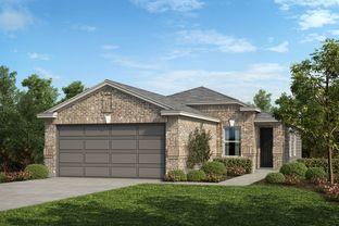 Plan 1234 - Mustang Ridge: Magnolia, Texas - KB Home