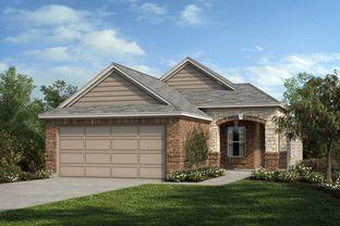 Plan 1234 - Spring Creek: Spring, Texas - KB Home