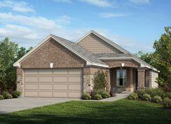 Plan 1234 - Katy Manor Trails: Katy, Texas - KB Home