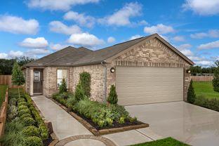 Plan 1585 - Spring Creek: Spring, Texas - KB Home
