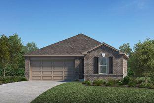 Plan 1631 - Sierra Vista: Iowa Colony, Texas - KB Home