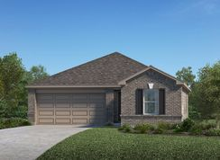 Plan 1631 - Brookwood Forest Springs: Porter, Texas - KB Home