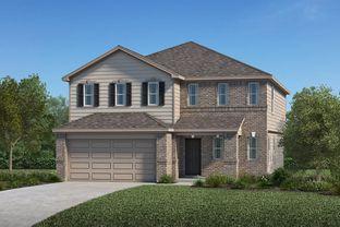 Plan 2372 - Deer Run Meadows: Richmond, Texas - KB Home