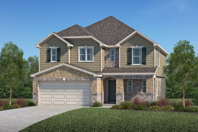 6502 White Tail Court (Plan 2372)