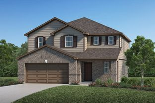 Plan 2526 - Brookwood Forest Springs: Porter, Texas - KB Home