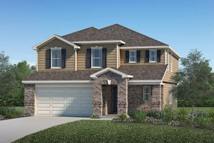 Plan 2526 - Cypress Creek Landing: Houston, Texas - KB Home