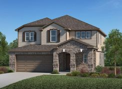 Plan 2526 - Brookwood Forest Springs: Montgomery, Texas - KB Home
