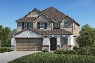 Plan 2526 - Deer Run Meadows: Richmond, Texas - KB Home