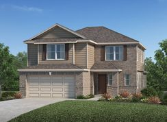 Plan 2596 - Brookwood Forest Springs: Porter, Texas - KB Home