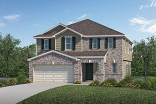 Plan 2844 - The Meadows at Westfield Village: Katy, Texas - KB Home