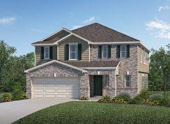 Plan 2844 - Brookwood Forest Springs: Porter, Texas - KB Home