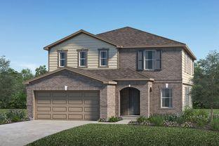 Plan 2961 - Brookwood Forest Springs: Porter, Texas - KB Home