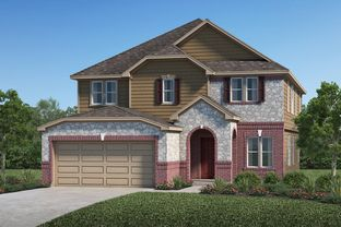 Plan 2961 - Cypress Creek Landing: Houston, Texas - KB Home