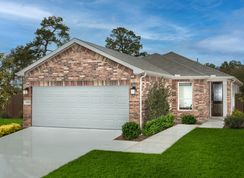 Plan 1585 Modeled - Willow Wood Place: Tomball, Texas - KB Home