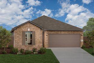 Plan 1631 - Glendale Lakes: Rosharon, Texas - KB Home
