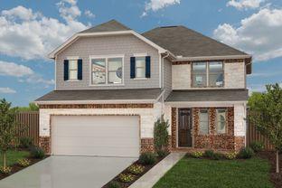 Plan 2596 - Glendale Lakes: Rosharon, Texas - KB Home