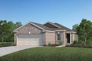 Plan 1585 Modeled - Summer Trace: Houston, Texas - KB Home