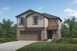 Plan 1864 - Willow Wood Place: Tomball, Texas - KB Home