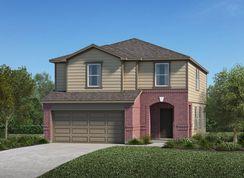 Plan 2124 - Katy Manor Trails: Katy, Texas - KB Home