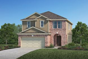 Plan 2124 - Willow Wood Place: Tomball, Texas - KB Home