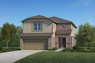 Plan 2646 - Willow Wood Place: Tomball, Texas - KB Home