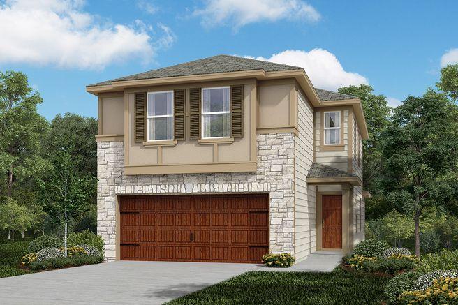 2104 Red Cedar Ridge Way (Plan 1663)