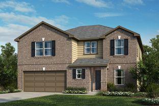 Plan 2590 Modeled - Bryan Crossing: Rosenberg, Texas - KB Home