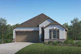 Plan 1631 Modeled - Deer Run Meadows: Richmond, Texas - KB Home