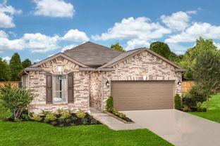 Plan 1889 Modeled - Mustang Ridge: Magnolia, Texas - KB Home