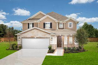 Plan 2526 Modeled - Mustang Ridge: Magnolia, Texas - KB Home