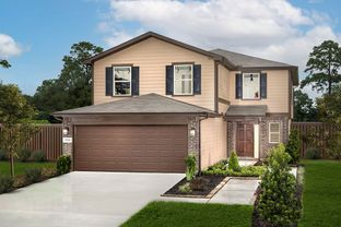 Plan 2239 Modeled - Willow Wood Place: Tomball, Texas - KB Home