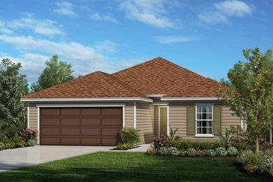 The Avondale - Summerlyn: Jacksonville, Florida - KB Home